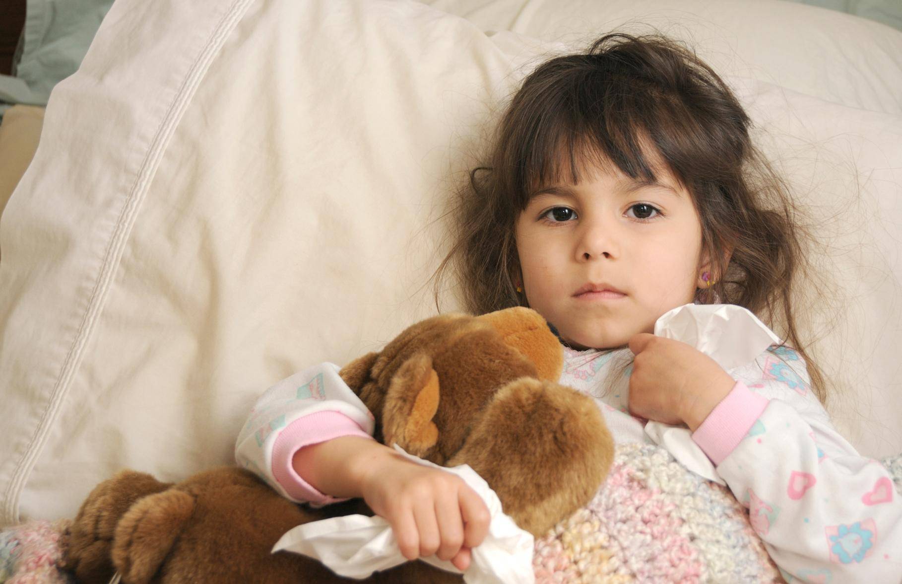 5 Home Remedies To Use When Your Toddler Catches A Cold