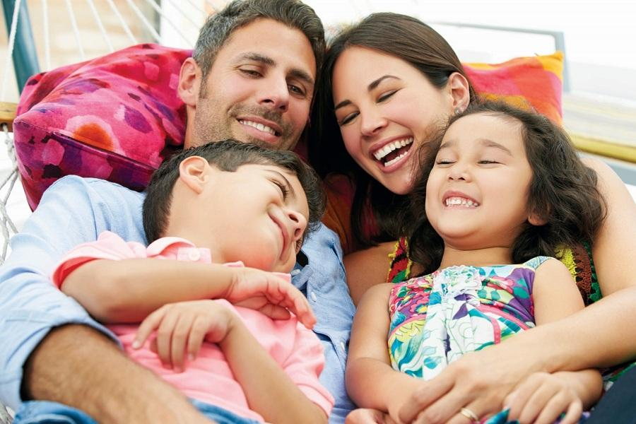 Step'ping up to a blended family