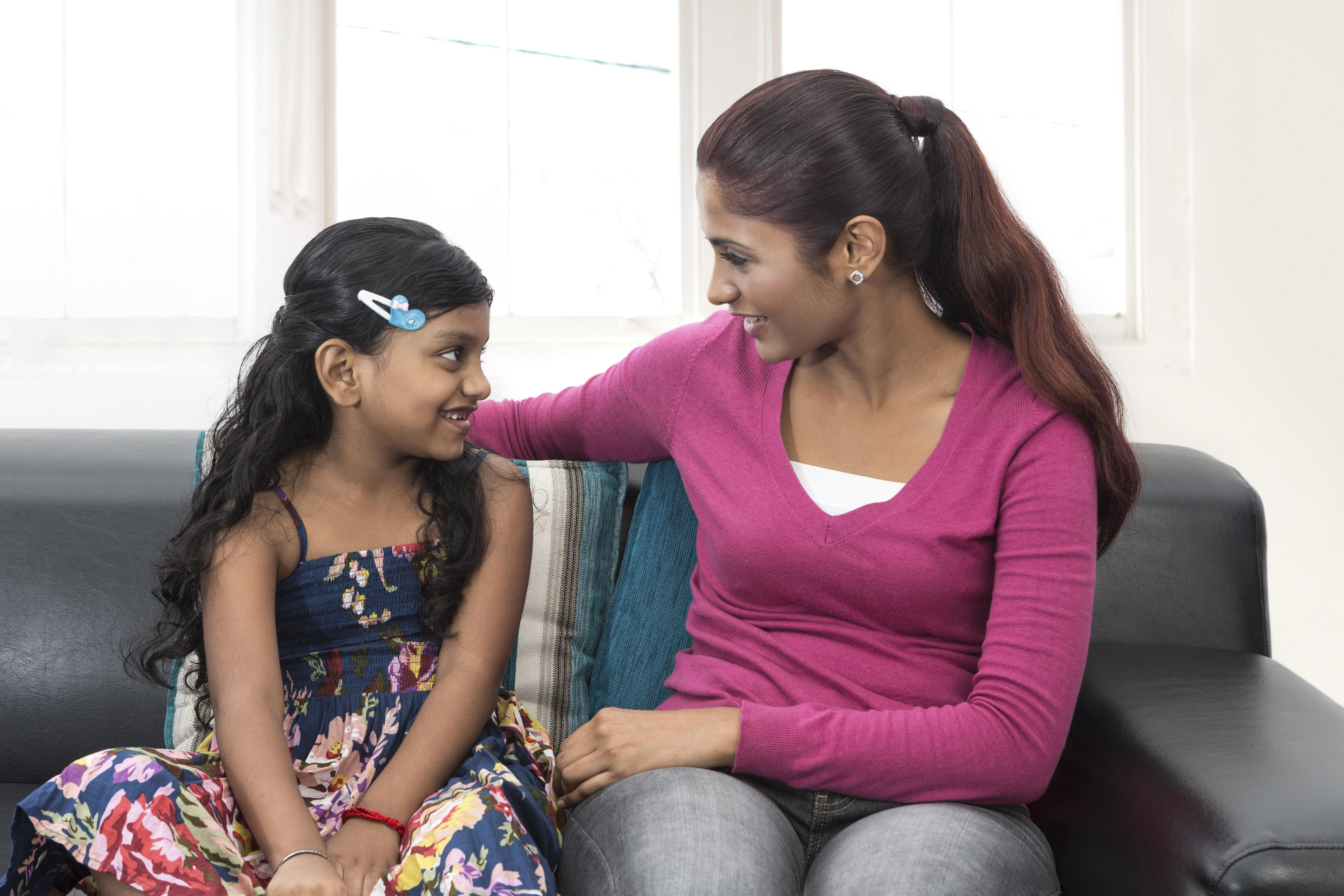 Get your child to listen without nagging