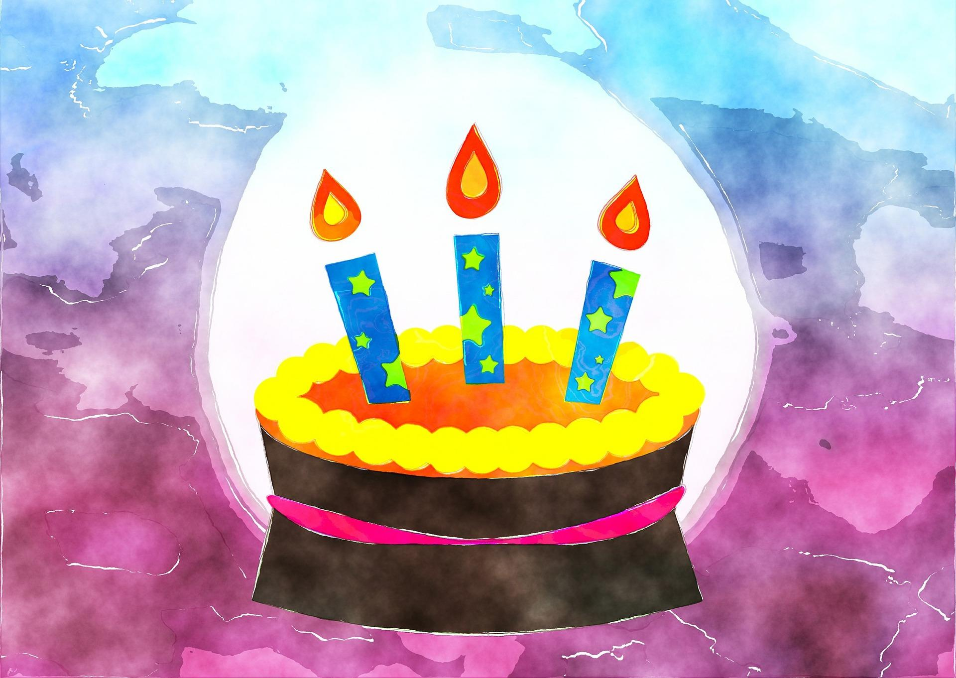 Rd Birthday Cake How To Make