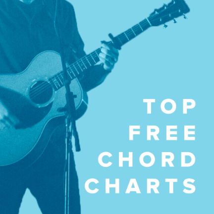 Top Free Chord Charts for Worship