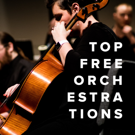 Top Free Orchestrations for Worship