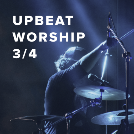 Sheet Music, Chords, & Multitracks for Upbeat Worship Songs in 3/4