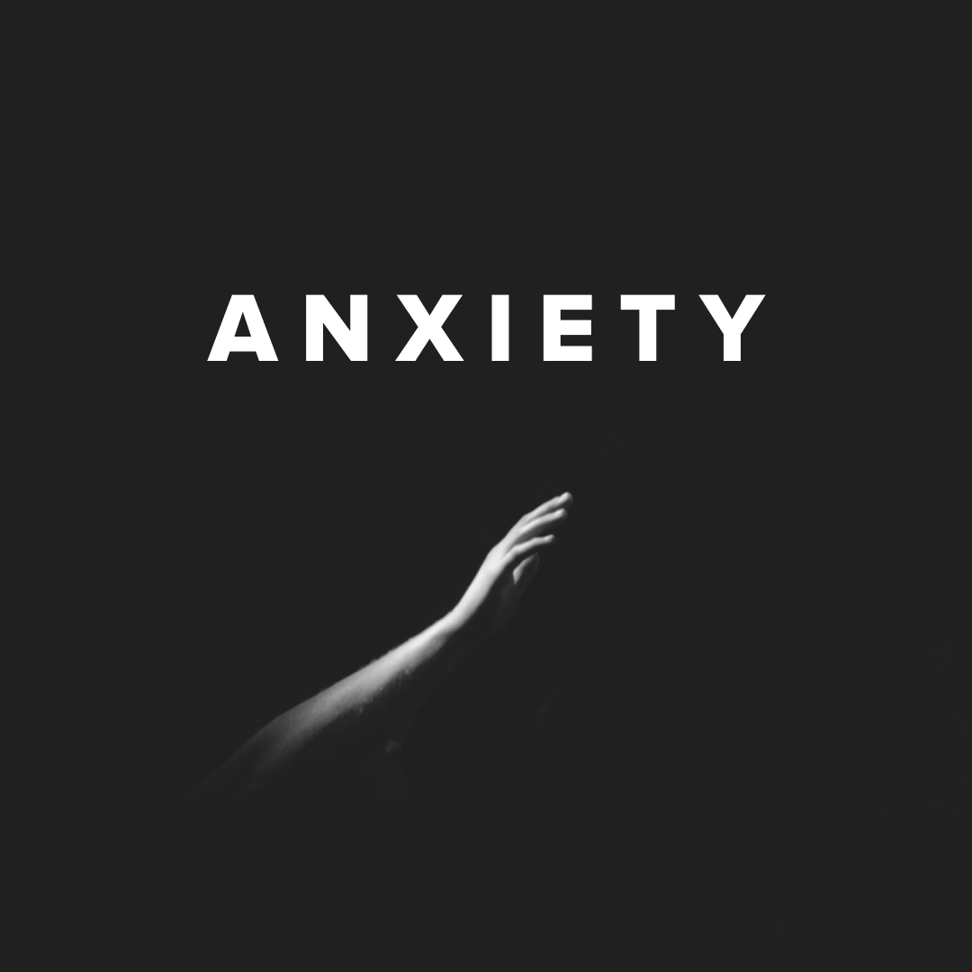 Worship Songs about Anxiety