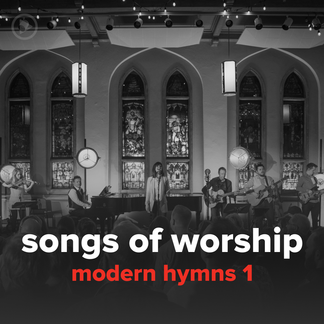 "Songs from ""Modern Hymns 1"""