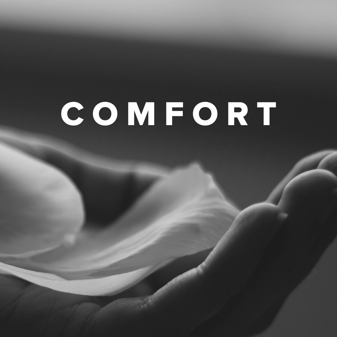 Worship Songs about Comfort