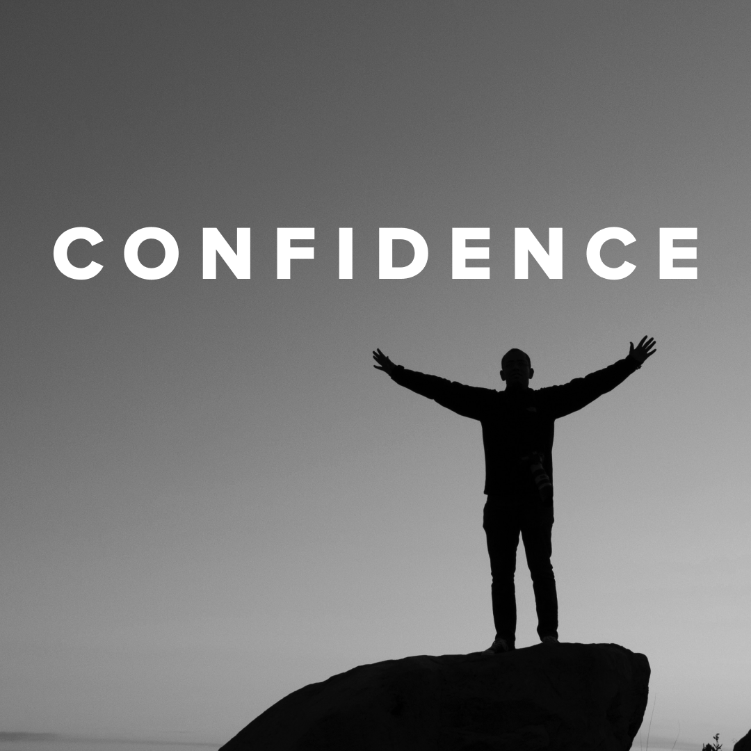 Worship Songs about Confidence