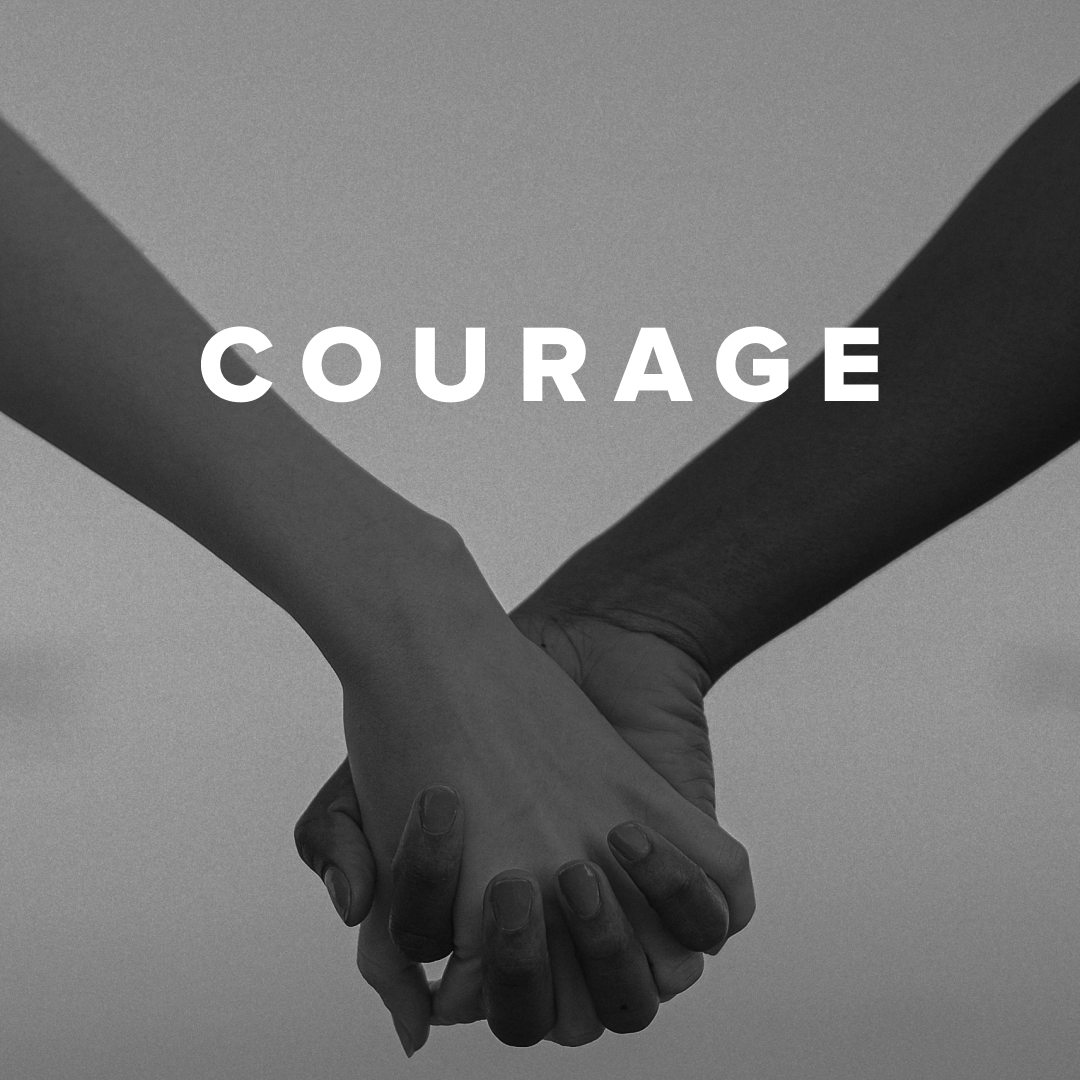 Worship Songs about Courage