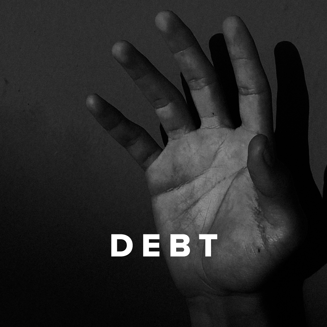 Worship Songs about Debt