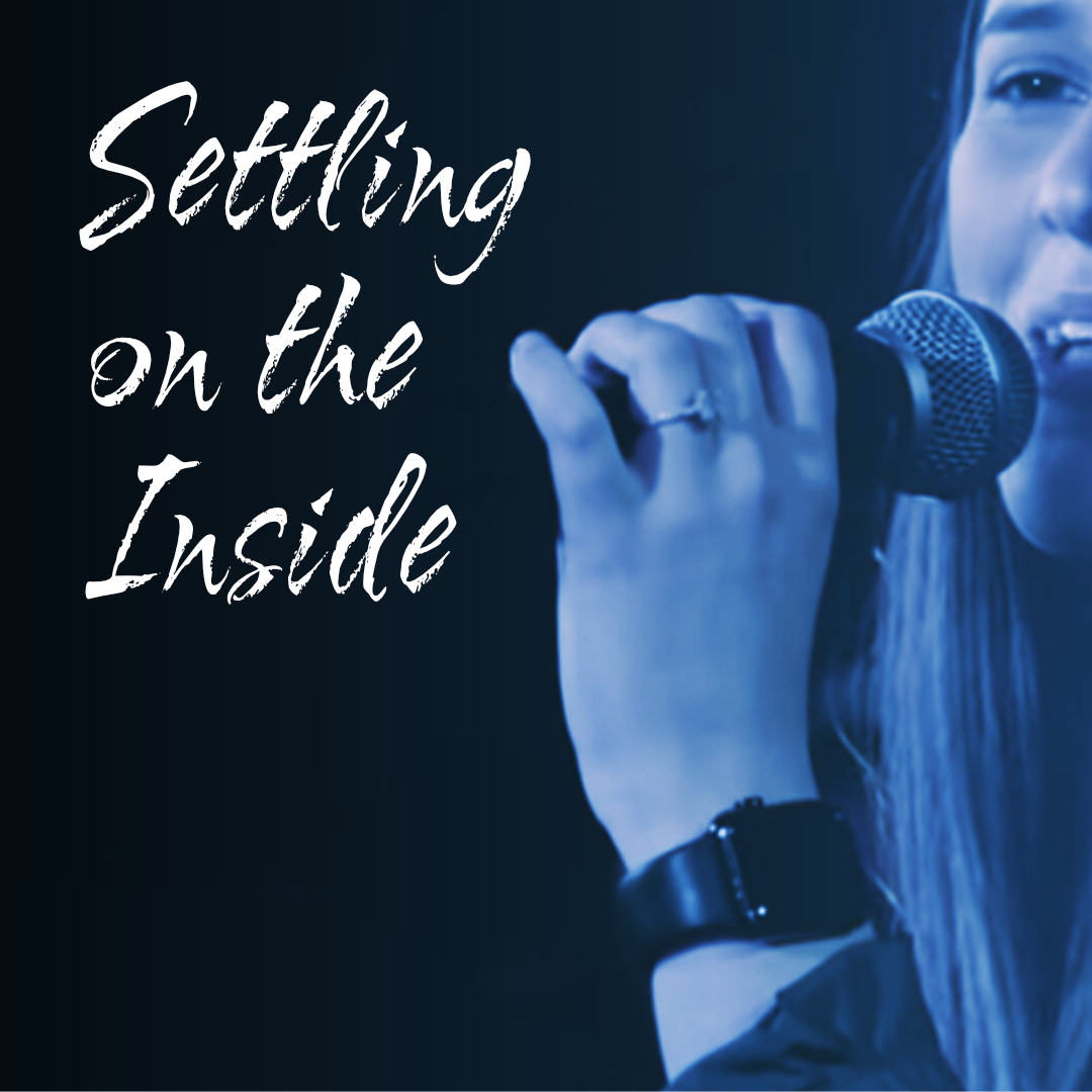 Yet Not I But Through Christ In Me Devotional - Settling On The Inside