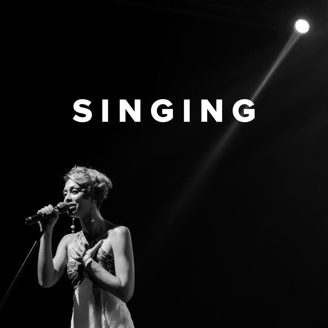 Sheet Music, Chords, & Multitracks for Worship Songs about Singing
