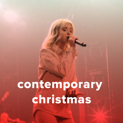 Contemporary Worship Songs for Christmas