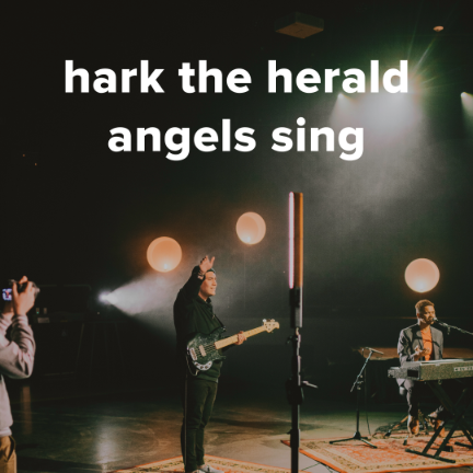 "Popular Versions of ""Hark The Herald Angels Sing"""
