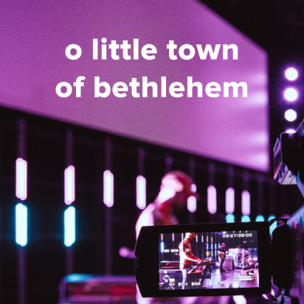 "Sheet Music, Chords, & Multitracks for Popular Versions of ""O Little Town Of Bethlehem"""