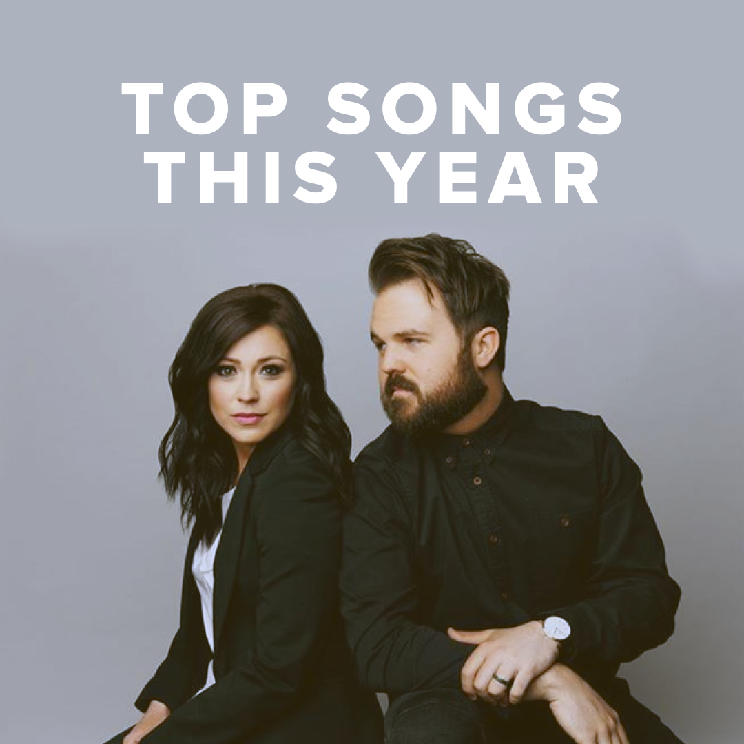Top 100 Worship Songs This Year (365 days)