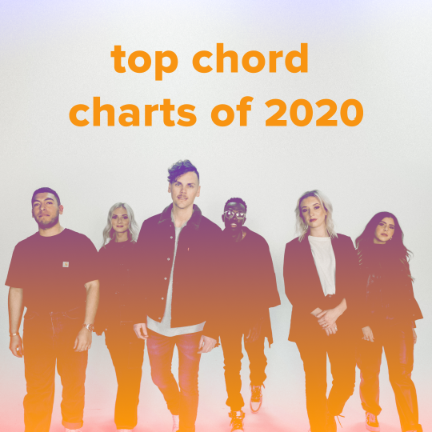 Top 100 Chord Charts of 2020