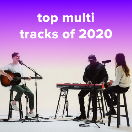Top 100 Multi Tracks of 2020