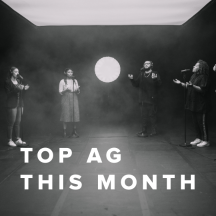 Top 40 Songs in the Assemblies of God this Month