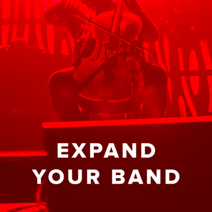 Sheet Music, Chords, & Multitracks for Expand Your Band with these Modern Orchestrations