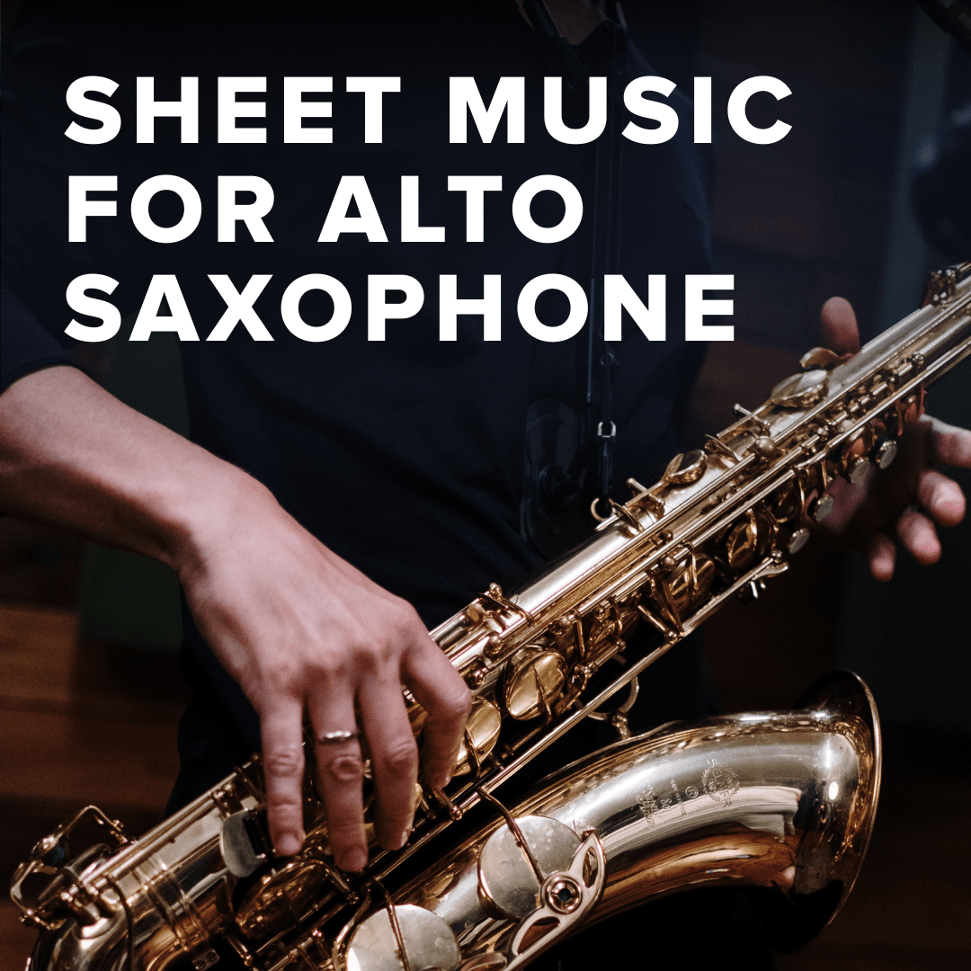 Download Christian Sheet Music for Alto Saxophone