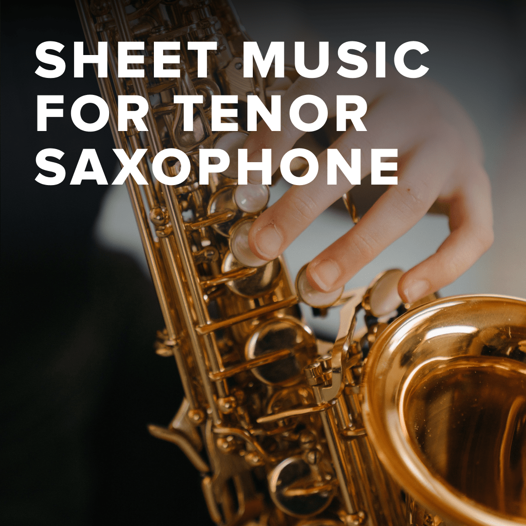 Download Christian Sheet Music for Tenor Saxophone