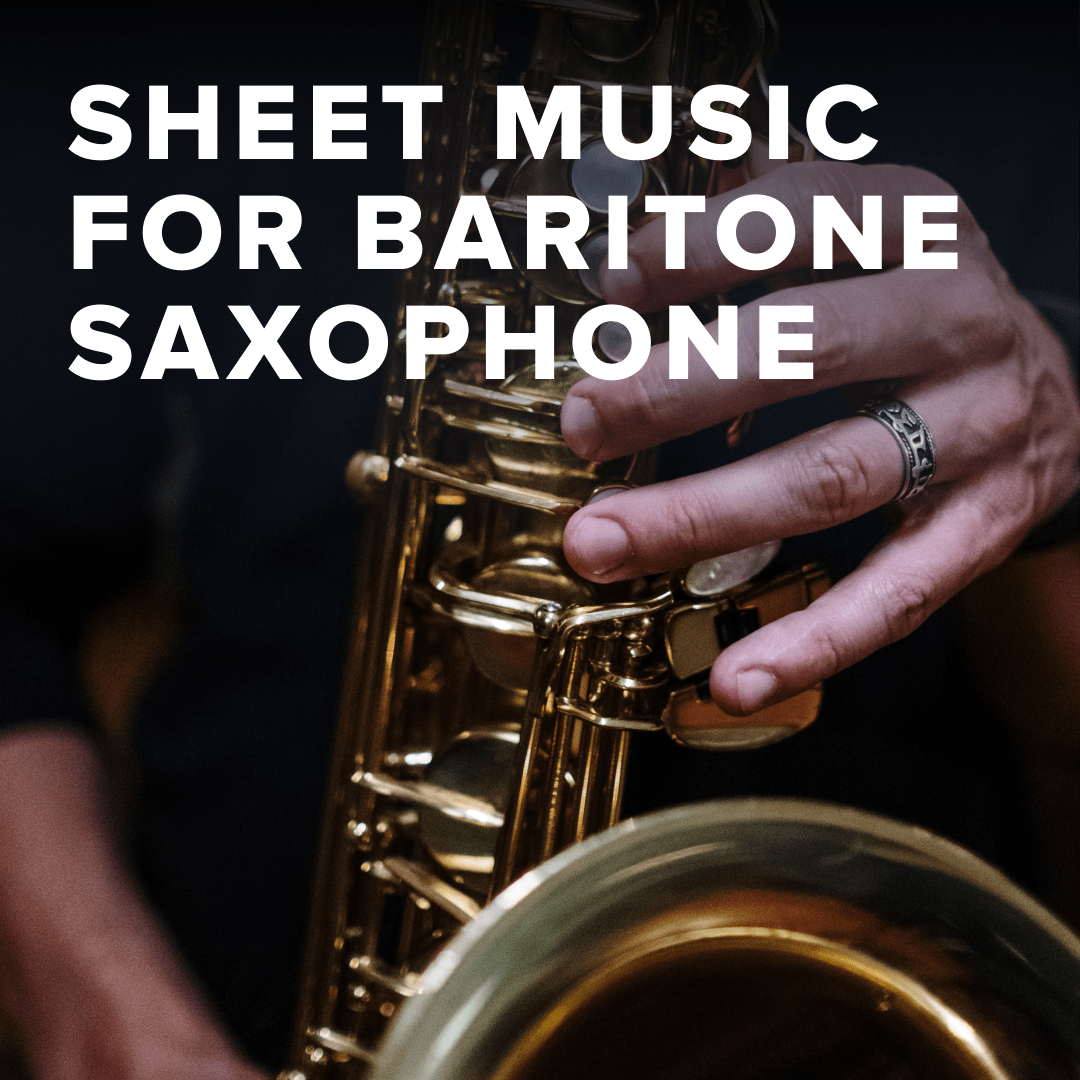 Download Christian Sheet Music for Baritone Saxophone