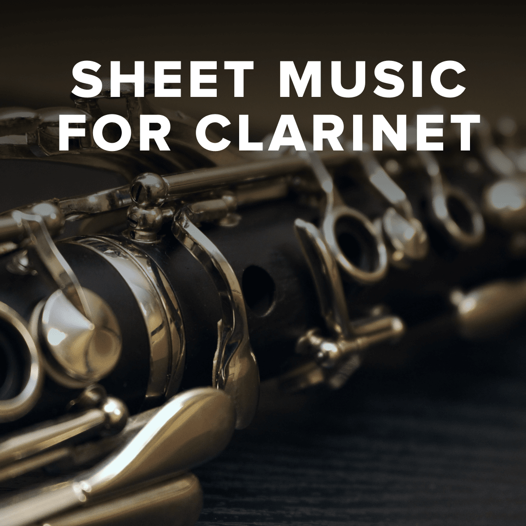 Download Christian Sheet Music for Clarinet