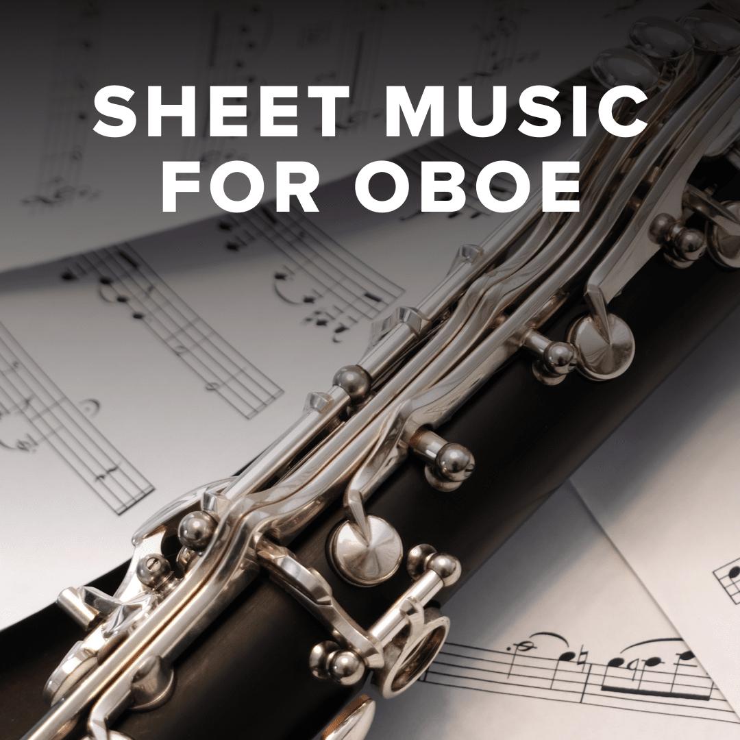 Download Christian Sheet Music for Oboe