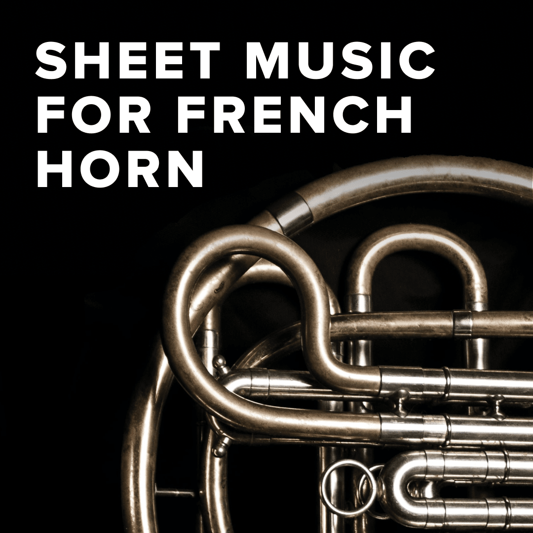 Download Christian Sheet Music for French Horn