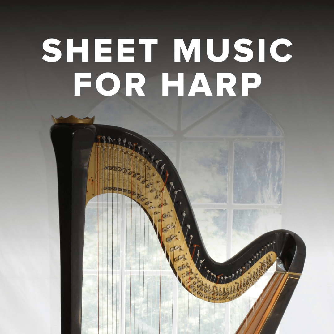 Download Christian Sheet Music for Harp