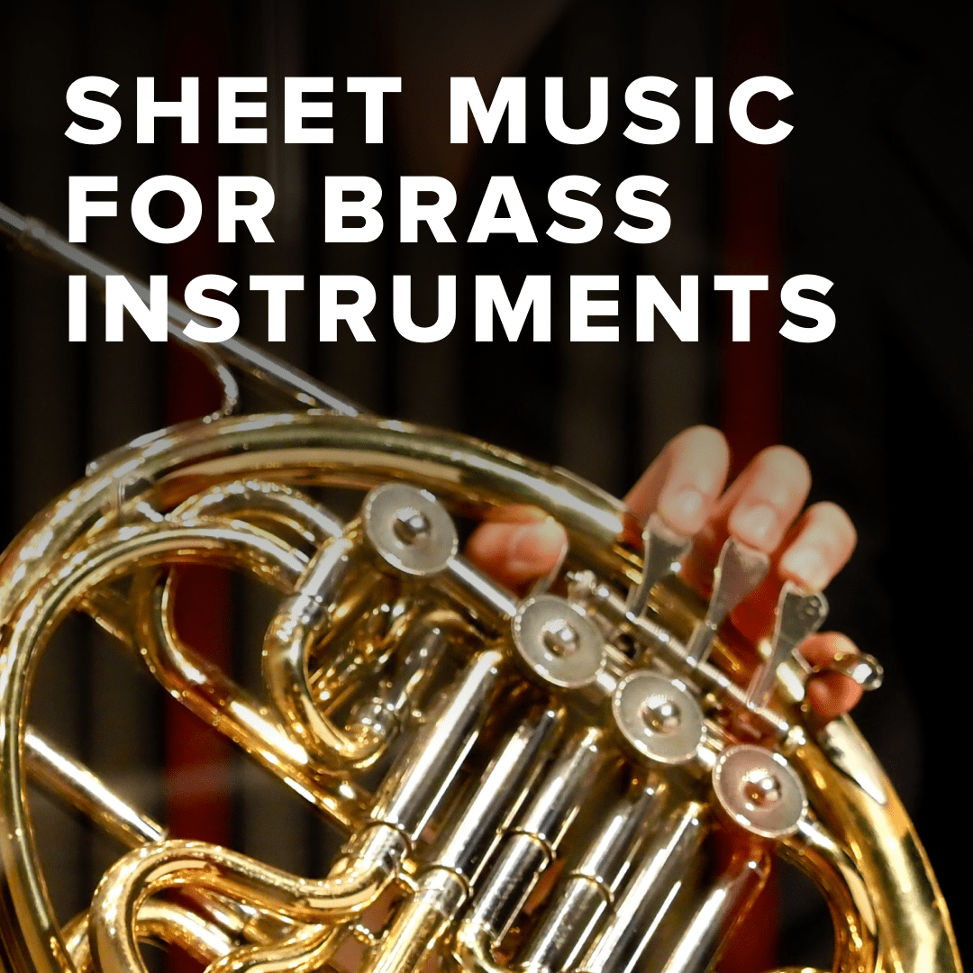 Download Christian Sheet Music for Brass Instruments