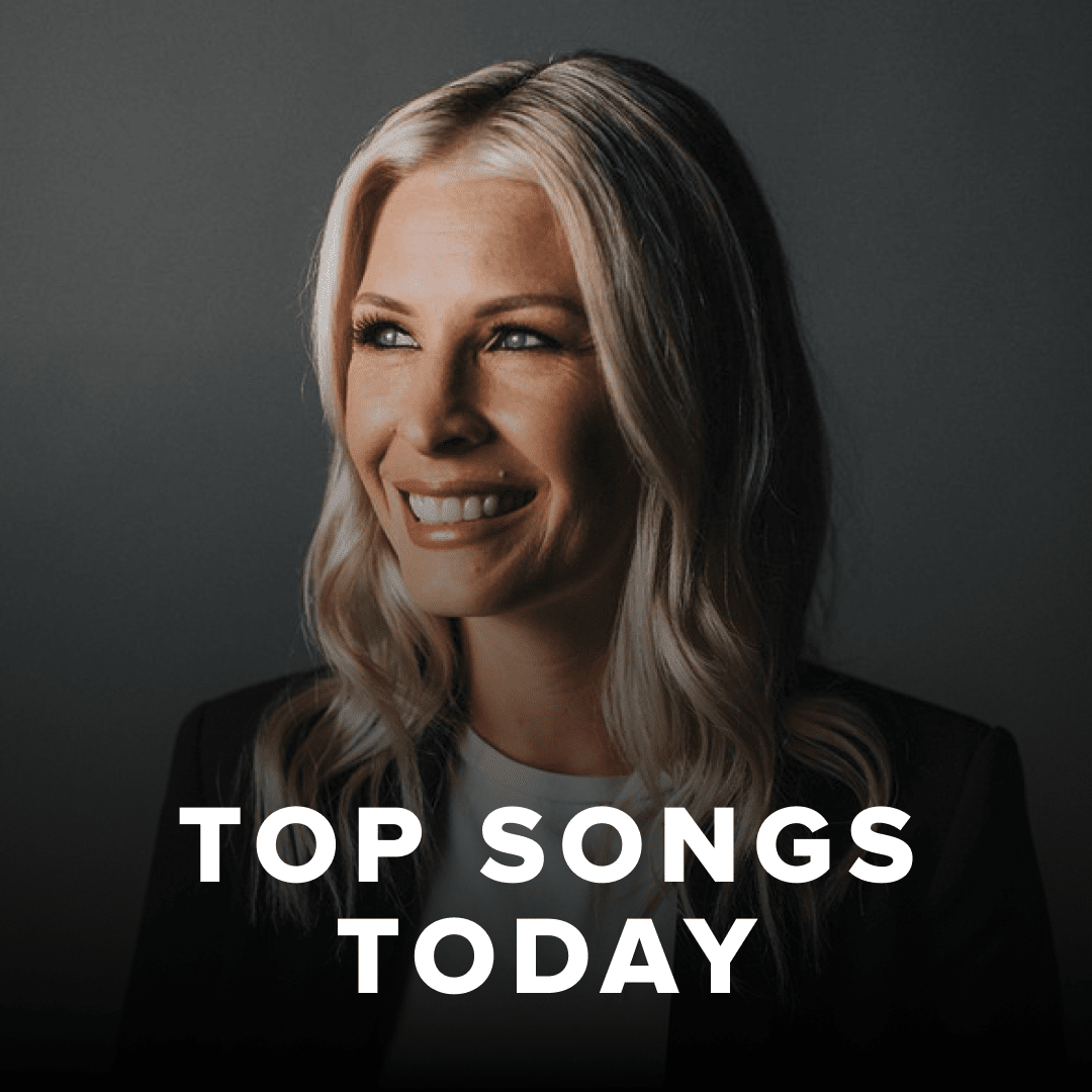 Top Worship Songs Today (24 hrs)