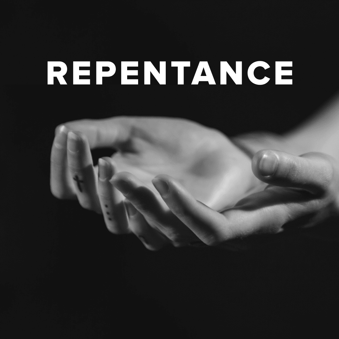 Worship Songs about Repentance