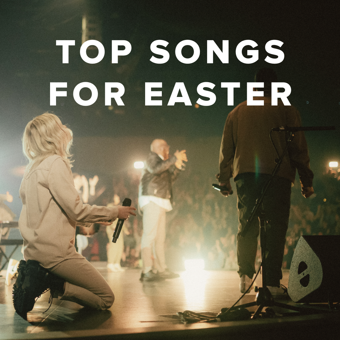 Top 100 Easter Worship Songs