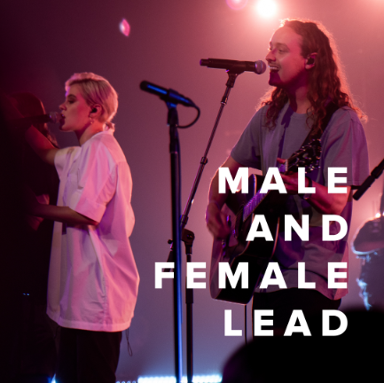 Male & Female Lead Worship Songs
