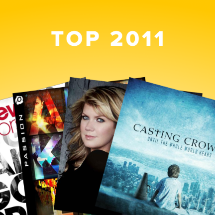 The Most Popular Worship Songs in 2011