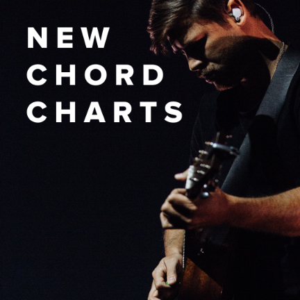 New Chord Charts Just Added
