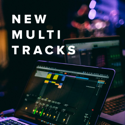 New Multi Tracks Just Added