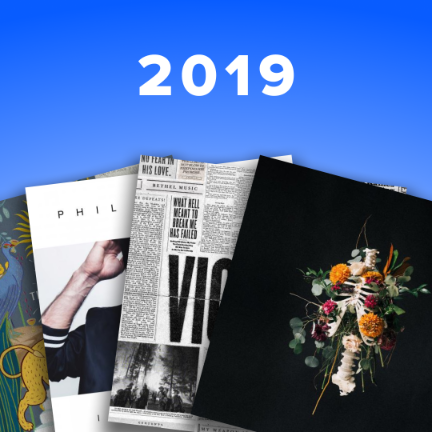 Top 100 Worship Songs of 2019