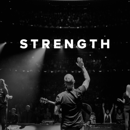 Worship Songs about Strength