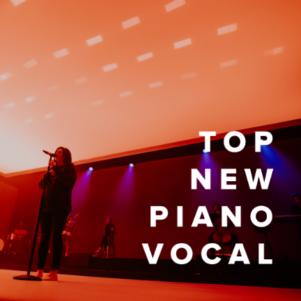 Sheet Music, Chords, & Multitracks for Top New Piano/Vocal Sheets