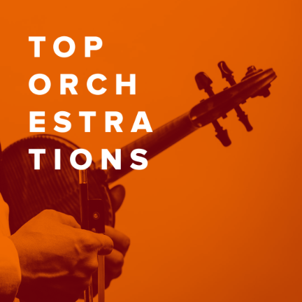 Top Orchestrations for Your Praise Band