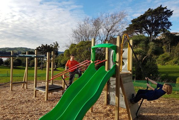 news - browns bay playground
