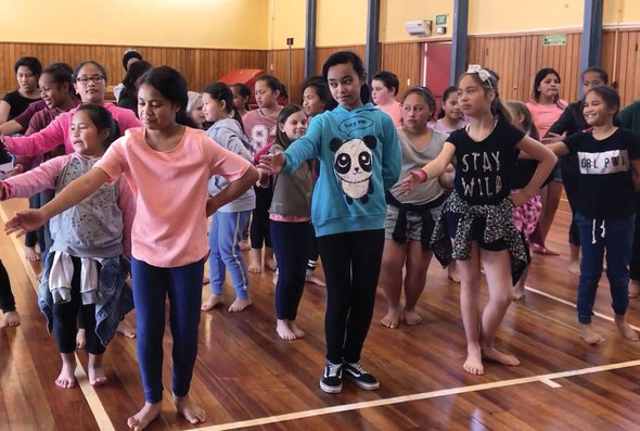 News - Cannons Creek students