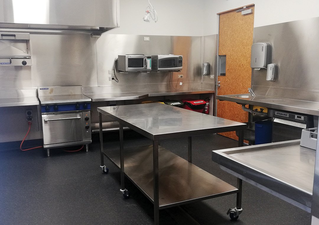 Pataka Commercial Kitchen