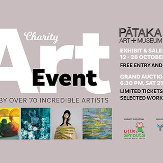 Little Sprouts Charity Art Event #1