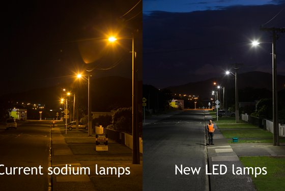 News - LED lamps