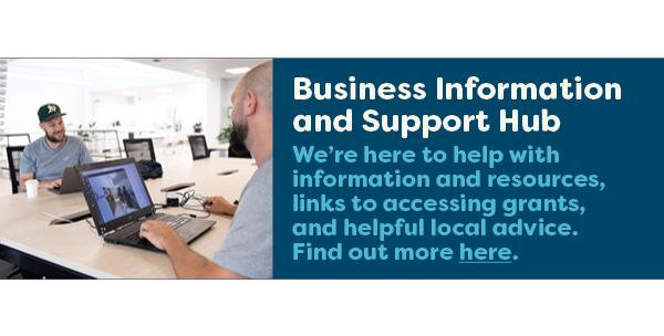 Business Hub CTA