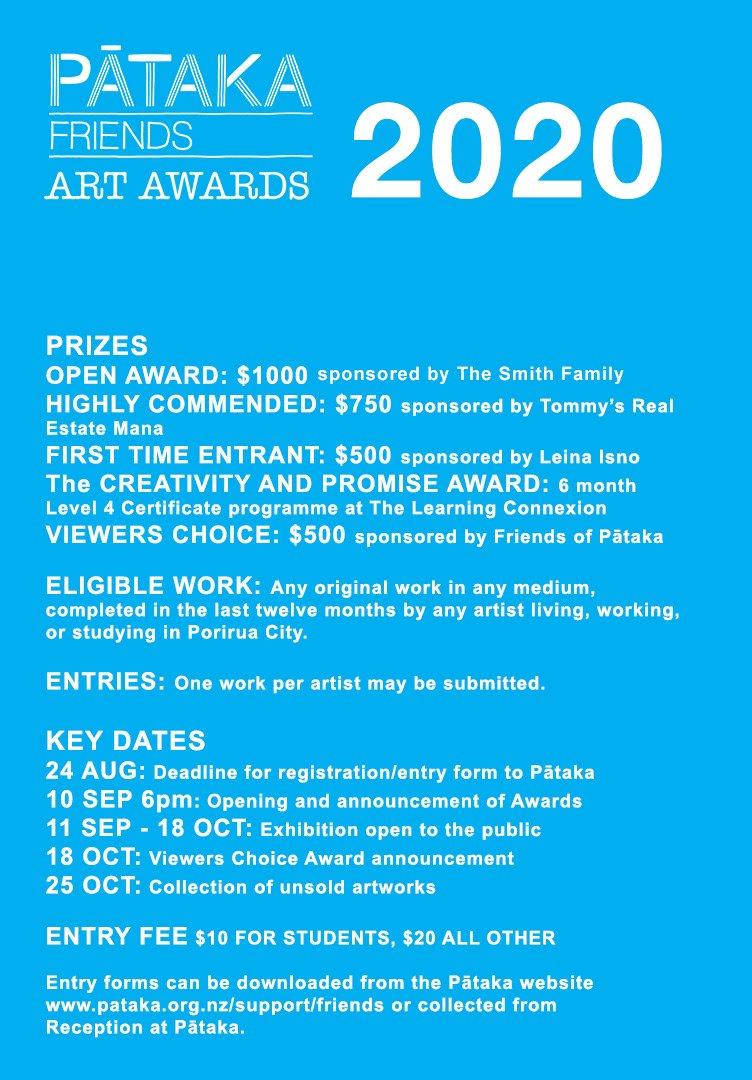 FOPAA 2020 details