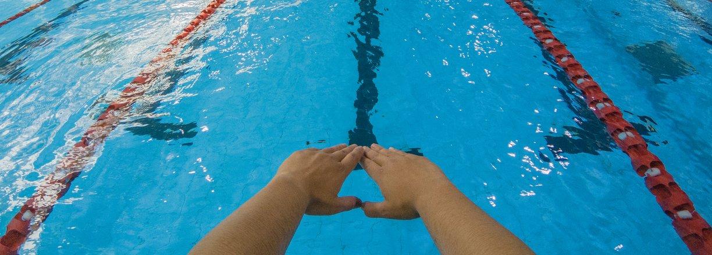 Lane swimming at Arena Aquatics